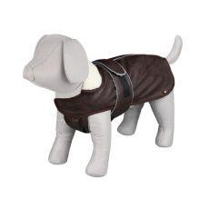 Kabát pro psa s límcem L / 60-85 cm