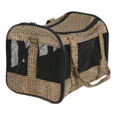 Taška přenosná pro psy a kočky - Malinda, 27x30x50 cm