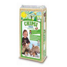 CHIPSI CLASSIC - hoblinová podestýlka pro hlodavce 15 l