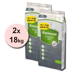 EMINENT Lamb a Rice - 2 x 18kg