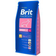 Brit Premium Junior Large 15 kg