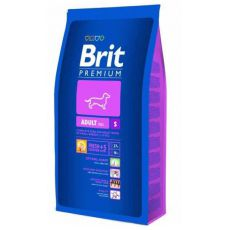 Brit Premium Adult Small 1 kg