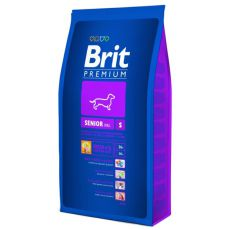 Brit Premium Senior Small 1 kg