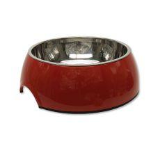 Miska pro psa DOG FANTASY, 1,40 l - červená