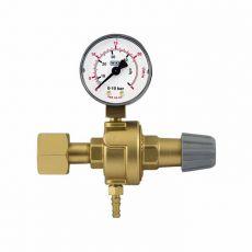 """Redukční ventil CO2 - závit G3/4"""" s 1 manometrem"""