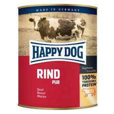 Happy Dog Pur - Rind 800g / hovězí
