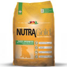 NUTRA GOLD HOLISTIC Puppy Microbite 3 kg