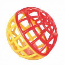 Plastový míček se zvonečkem - 4,5 cm