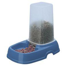 Dávkovač vody a potravy KUFRA 2 - modrý - 1,5 l