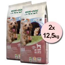 BEWI DOG MINI SENSITIVE 2 x 12,5 kg