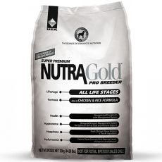 NUTRA GOLD Breeders Bag 20 kg