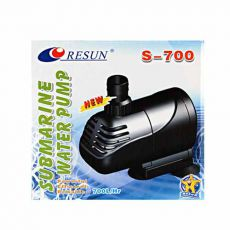 Čerpadlo Resun S-700, výtlak 90 cm, 10 W