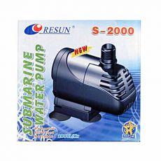 Čerpadlo Resun S-2000, výtlak 200 cm, 30 W