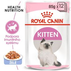 Royal Canin KITTEN Instinctive in Jelly 85 g - želé v kapsičce