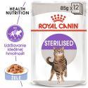 Royal Canin STERILISED in Jelly 85g - želé v kapsičce