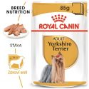 ROYAL CANIN ADULT YORKSHIRE 85 g - kapsička