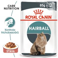 Royal Canin HAIRBALL CARE - kapsička 85 g