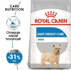 ROYAL CANIN MINI Light Weight Care 0,8 kg