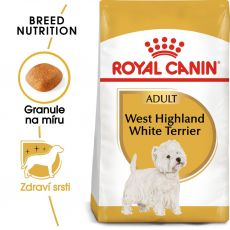 ROYAL CANIN WESTIE ADULT 1,5 kg