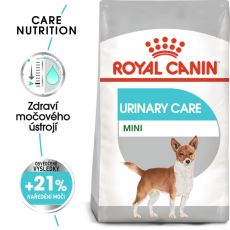 Royal Canin Mini Urinary Care pro psy náchylné k citlivosti močového traktu 1 kg