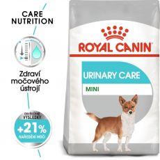 Royal Canin Mini Urinary Care pro psy náchylné k citlivosti močového traktu 8 kg