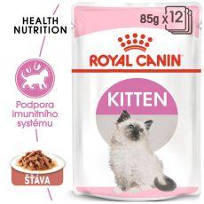 Royal Canin KITTEN Instinctive 12 x 85 g - kapsička