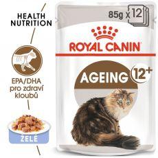 Royal Canin AGEING + 12 - kapsička 12 x 85g