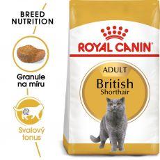 Royal Canin - krmivo po Britskou krátkosrstou kočku 2 kg