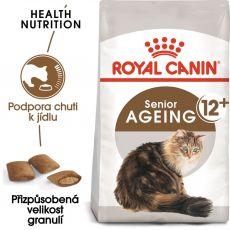 Royal Canin AGEING +12 - krmivo pro staré kočky 2 kg