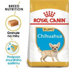 Royal Canin Junior Čivava - 500 g