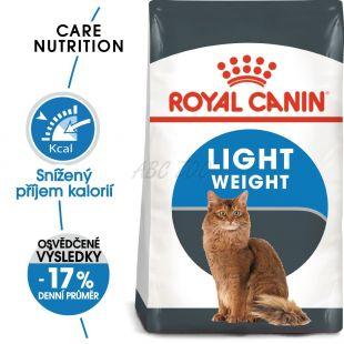 Royal Canin LIGHT WEIGHT CARE - krmivo pro neaktivní kočky, 2 kg