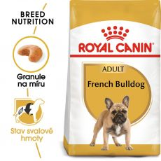 ROYAL CANIN FRENCH BULLDOG ADULT - 3 kg