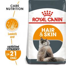 ROYAL CANIN HAIR A SKIN 33 - 0,4 kg