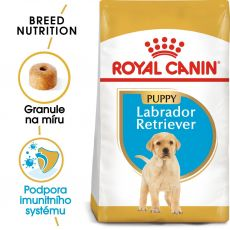 ROYAL CANIN LABRADOR RETRIEVER JUNIOR - 3 kg